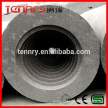 Steel Industry Good Electrical Conductivity RP Graphite Electrodes