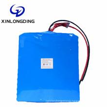 XLD Factory 48v e-bike li ion battery rechargeable 48v 33ah lithium ion battery