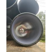 PE-beschichtetes, belastetes Stahlrohr