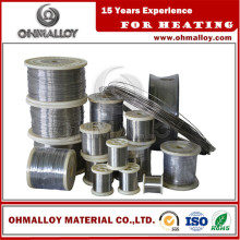 Bwg 26 28 30 Fecral25/5 Supplier 0cr25al5 Wire with Factory Price