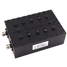 420-450mhz n female High Pass Band Stop low pass active power rf filter manufacturers