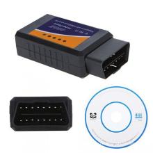 ELM327 OBD2 сканер инструмент Elm327 OBD2 WiFi авто диагностический инструмент для Ios Android Version1.5