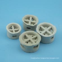 Random Ceramic Packing Mini Cascade Ring Tower Packing