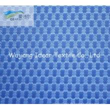 Check-Polyester-Jacquard Oxford-Gewebe für Gepäck