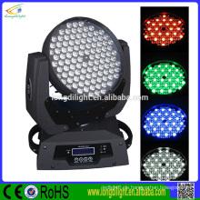 HEISSER Verkauf 108 3w RGBW LED bewegter Hauptwäsche-helles Farben-Mischen