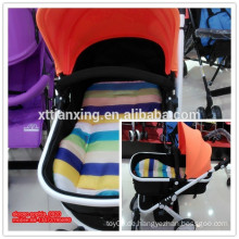 Fabrik Großhandelsbeste Sicherheit preiswerter Preis Baby scherzt Dreirad mit Anhänger / Spaziergänger Baby / Baby Zwillings Dreirad