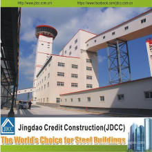 Steel Structure and Sandwich Panel Factory/Workshop/Warehouse