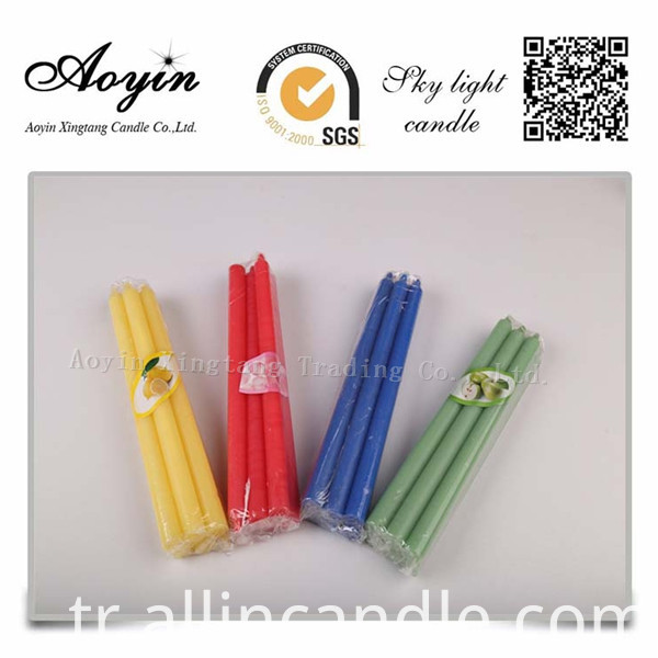 CHEAP COLOR CANDLE16