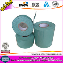 Visco elastic adhesive tape for flanges and fittings