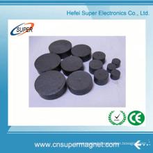 China Permanent Strong Sintered Strontium C5 C8 Ferrite Disc Magnet
