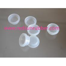 Custom Transparent Food Grade Silicone Rubber Lid