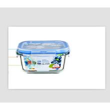 Высокое качество PP Крышка стеклянная ваза с фруктами