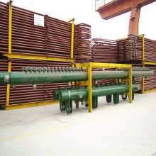 Gas Oil Steam Boiler Parts Header