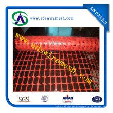Plastic Extruded Net Orange Safety Fence