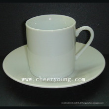 Espresso-Tasse mit Untertasse (CY-P507)