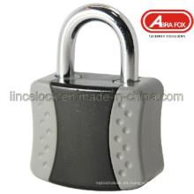 ABS recubierto impermeable candado / aleación de aluminio candado / aleación de zinc candado (610)