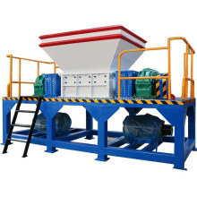 Residuos Sólidos Municipales MSW Trituradora Pastic Heavy Duty