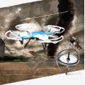 2016 sehr billige Drohne mit Kamera H10