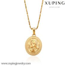 31893-Xuping Fashion Pendant avec plaqué or 18 carats