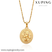 31893-Xuping Fashion Pendant with 18K Gold Plated
