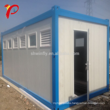 40 Feet Fabricated Modern Ready Prefab Flat Pack Living Room Expandable Performance Container House