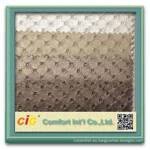 Nuevos diseños de moda al por mayor de cuero artificial pu