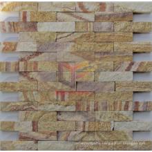 Rainbow Pattern Marble Mosaic (CFS1022)