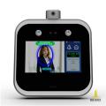 Dynamische Gesichtserkennungsthermometer-Anwesenheitsmaschine