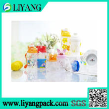 Heat Transfer Film for Different Shape Plastic Bottle