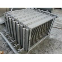 Aleta de cobre aire enfriador condensador para aire acondicionado