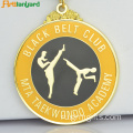 Metal Corporate Medals With Customized 2D Logo