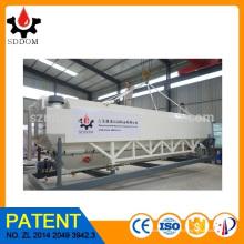 SDDOM empilable Silo ciment horizontal