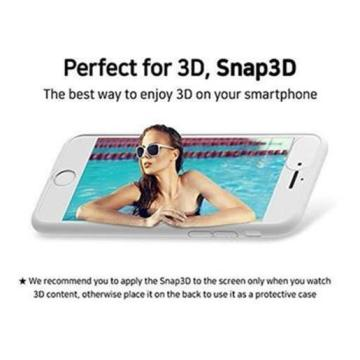 Android世界初のSnap3D保護電話ケース