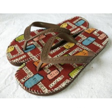 Good Quality Men′s Slippers Flip Flops