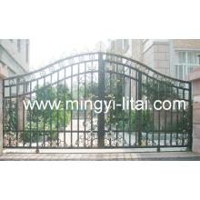 Eco-friendly Wrought Iron Gates