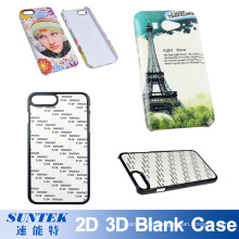 3D 2D Printing Sublimation Blank Mobile Phone Case Cover