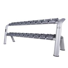 Hantel-Rack-kommerzielle Gymnastik-Gebrauch-Ausrüstung