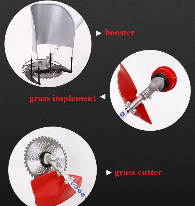 Mini Grain Harvester