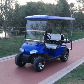 Electric Club Car 6 Personen Golfwagen