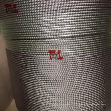 Câble métallique en acier inoxydable 304