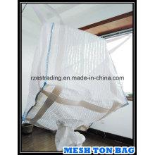Sacos de tonelada de Jumbo malha alta qualidade com tratamento UV