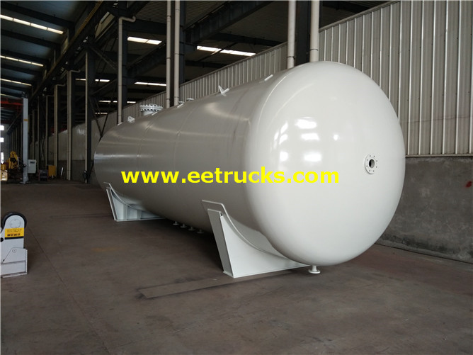 50000l Horizontal Liquid Ammonia Vessels