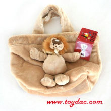 Plush Kids Lion Bag