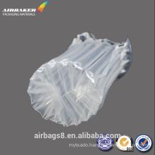 Moistureproof and shockproof plastic column air cushion bag for Camera