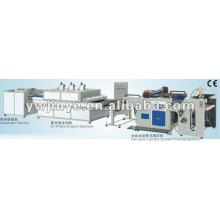 SFB cilindro automático série linha de impressão de tela