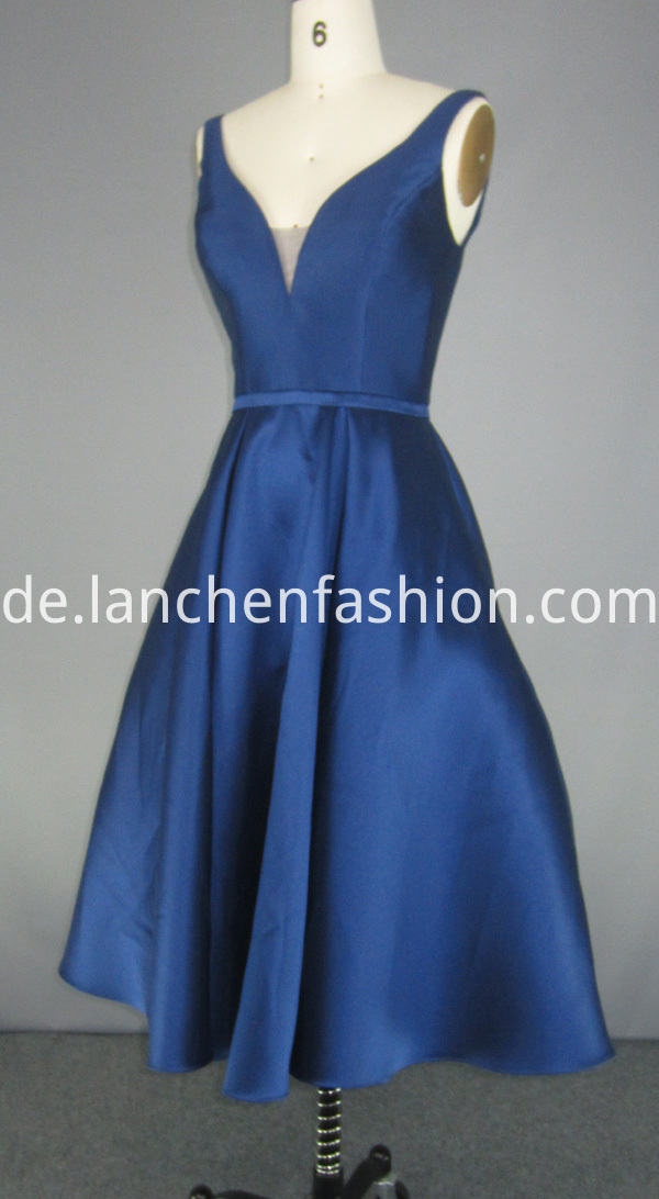 Cocktail Dresses Royal Blue