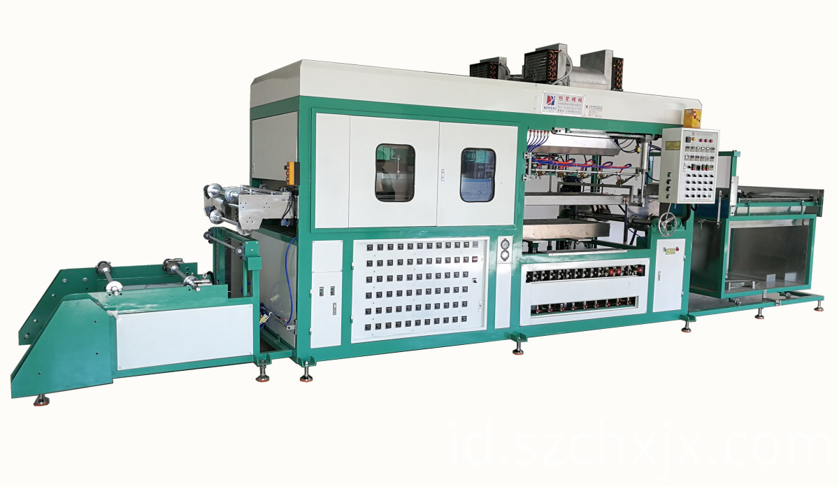 Fully Automatic Blister Forming Machine
