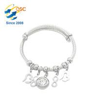 Mode Mesdames Bijoux Simple Design Charme Bracelet Bracelet Femmes