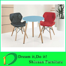 Comfortable living room leather chair home furniture