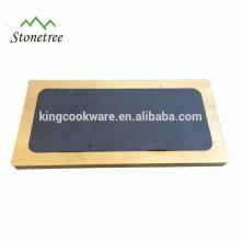 Wholesale High Quality Slate Cheese Board